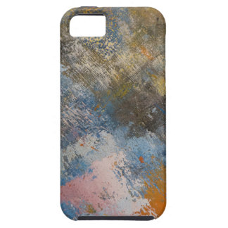 Mulberry on Concrete iPhone 5 Case