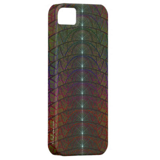 Mulberry Rainbow Moon iPhone 5 Covers