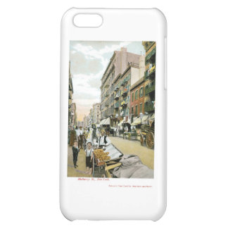 Mulberry St., New York City iPhone 5C Cases