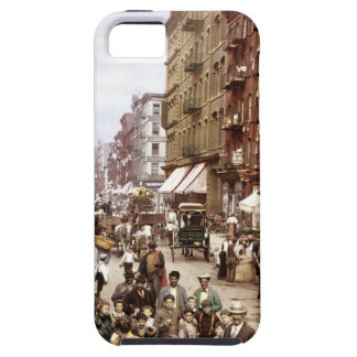 Mulberry Street NYC ca.1900 iPhone 5 Case