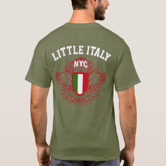 Mulberry Street NYC Little Italy Shirt