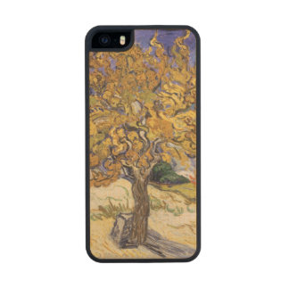 Mulberry Tree, 1889 Wood iPhone SE/5/5s Case