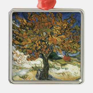 Mulberry Tree by van Gogh Christmas Ornament
