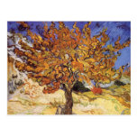 Mulberry Tree by Vincent Van Gogh Post Cards