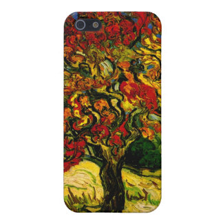 Mulberry Tree Van Gogh Fine Art iPhone 5 Covers