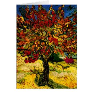 Mulberry Tree Van Gogh Fine Art Note Card