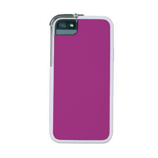 MULBERRY WINE (an intoxicating purple color) ~ iPhone 5/5S Case