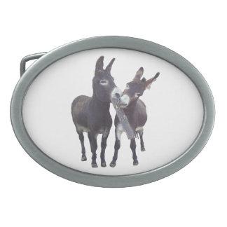 """""""Mule Day 2013: Columbia, Tn."""" Belt Buckle"""
