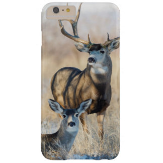 Mule Deer Buck and Doe Barely There iPhone 6 Plus Case