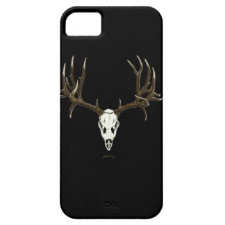 Mule deer skull case for the iPhone 5