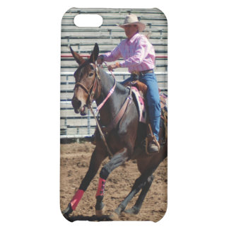 mule in pole bending class iPhone 5C cover