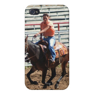 mule in pole bending class covers for iPhone 4