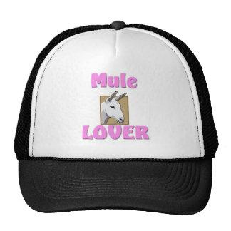 Mule Lover Cap