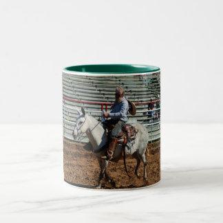 mule pole bending class mugs