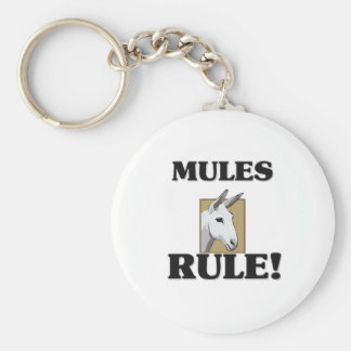 MULES Rule! Key Ring