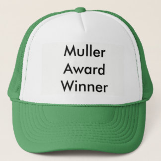 Muller Award Winner Cap