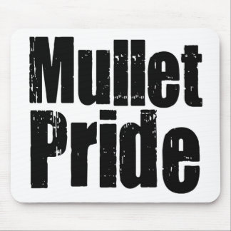 Mullets Rule Mouse Mat