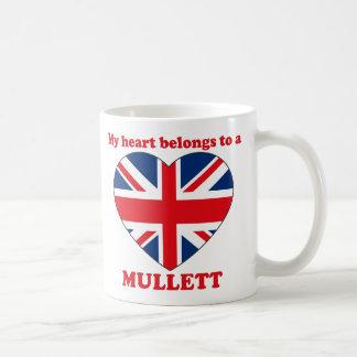 Mullett Basic White Mug