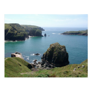 MULLION COVE CORNWALL POSTCARD