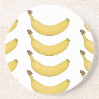 Multi Banana Transparent Coaster