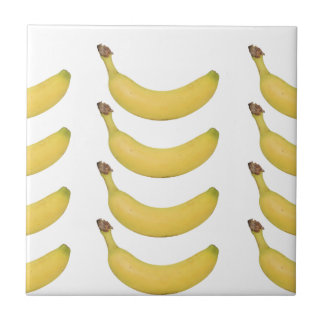 Multi Banana Transparent Tile