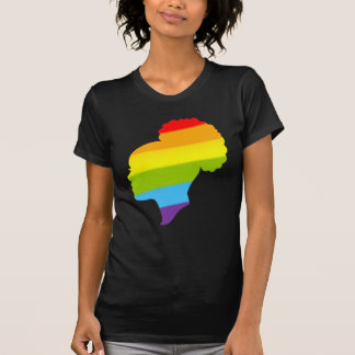 Multi Cameo Dark T-shirts