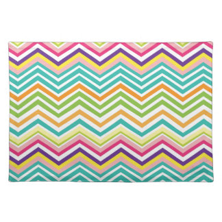Multi Chevron Placemat