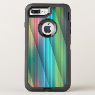 Multi Color Abstract (1) OtterBox Defender iPhone 8 Plus/7 Plus Case