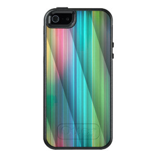 Multi Color Abstract (1) OtterBox iPhone 5/5s/SE Case