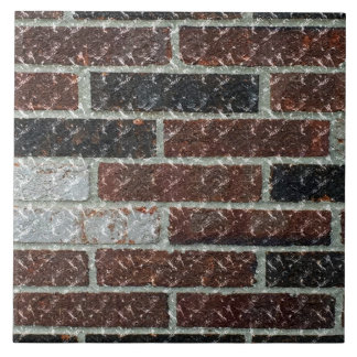 Multi-Color Marble Brick Large Square Tile