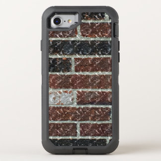 Multi-Color Marble Brick OtterBox Defender iPhone 8/7 Case