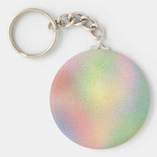 multi color pastels key chain