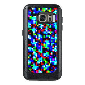 Multi-Color Pattern Cool OtterBox Samsung Galaxy S7 Case