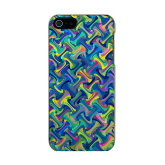 Multi-Color Pattern Incipio Feather® Shine iPhone 5 Case