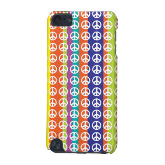 Multi color striped Pod Touch Bike Lovers iPod Touch (5th Generation) Cases