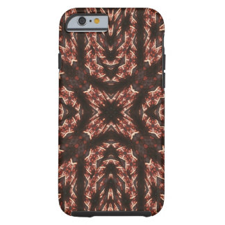 Multi colored Abstract Pattern Tough iPhone 6 Case