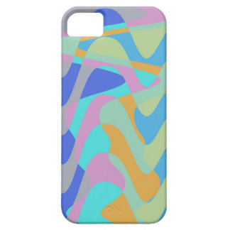 Multi colored Asymmetrical Water waves 5s case