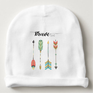 Multi-Colored Bohemian Arrows | Beanie Baby Beanie