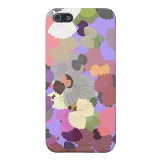 Multi-colored Bows Design iPhone 5 Cases