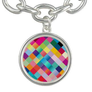 Multi Colored Geometric