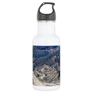 Multi Colored Landscape at Zabriskie Point 532 Ml Water Bottle