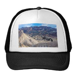 Multi Colored Landscape at Zabriskie Point Trucker Hat