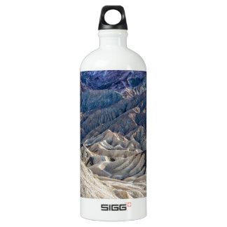 Multi Colored Landscape at Zabriskie Point SIGG Traveller 1.0L Water Bottle