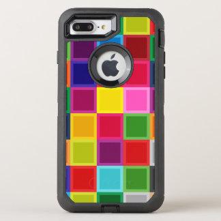 Multi Colored OtterBox Defender iPhone 7 Plus Case