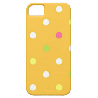 Multi Colored Polka Dots iPhone 5 Cover