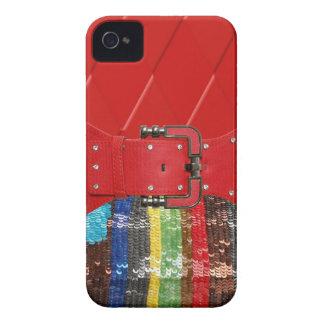 Multi Colored Sequins & Rhinestones Iphone4 case iPhone 4 Covers