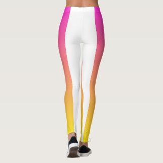 Multi colors leggings