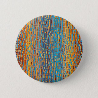 Multi Colour Background 6 Cm Round Badge