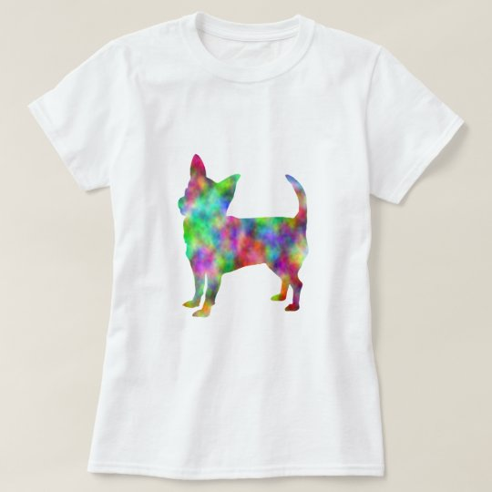 Multi Colour Chihuahua Apparel T-Shirt