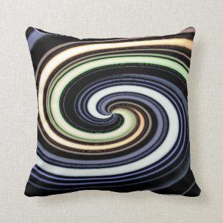 Multi Colour Spiral Pillows